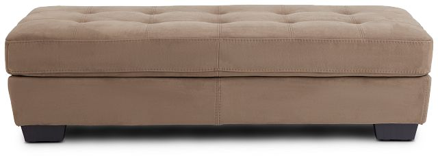 Perry Dark Taupe Micro Cocktail Ottoman (3)