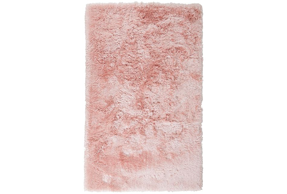 Beckham Pink 8x11 Area Rug