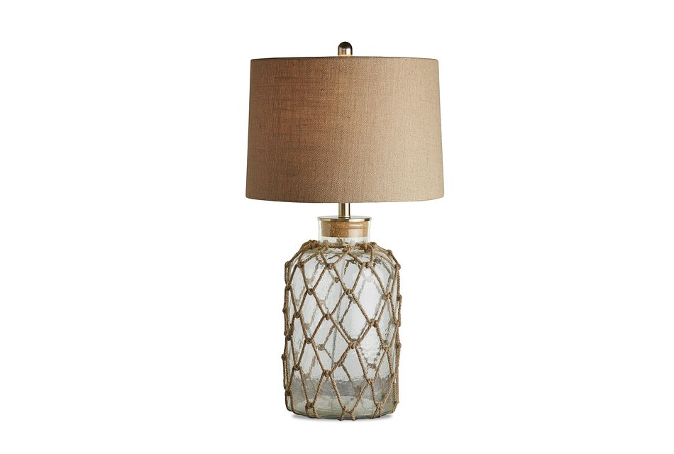 Tuesday Glass Table Lamp