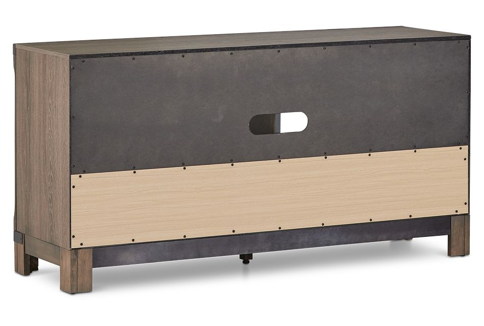 "Lancaster Mid Tone 54"" Tv Stand"