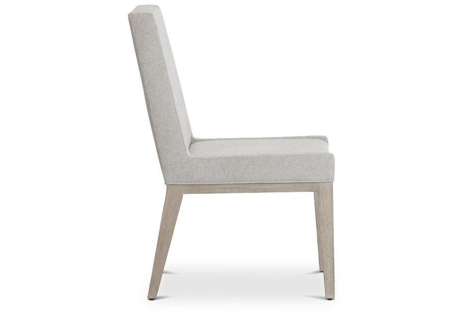 Linea Light Tone Side Chair,  (2)