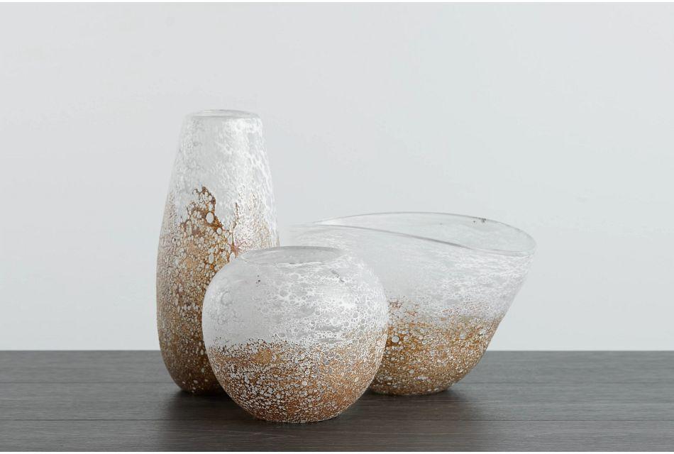 Drea Beige Vase