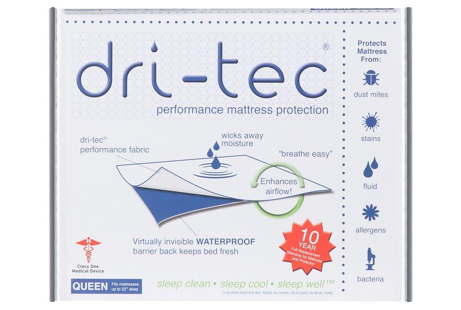 Dri-Tec Mattress Protector, Queen