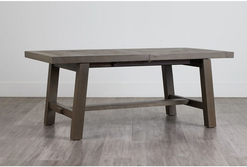 Taryn Gray Rectangular Table