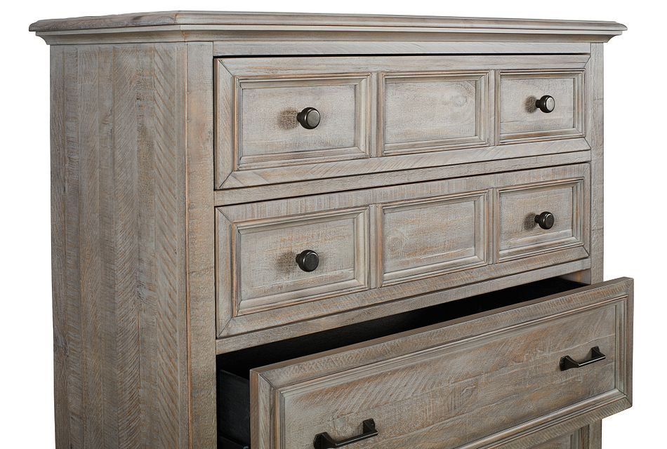 Sonoma Light Tone  Drawer Chest