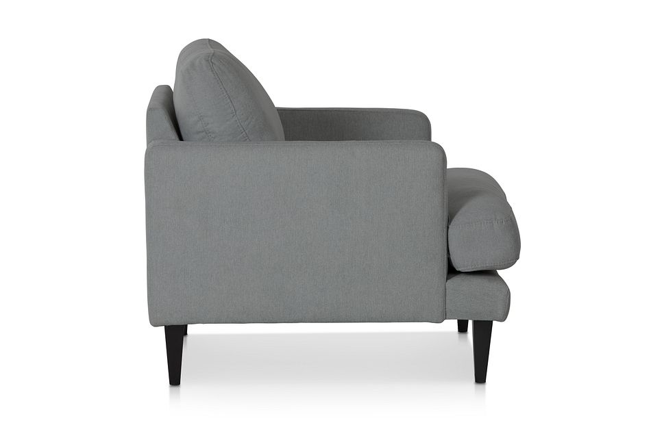 Fremont Gray Fabric Chair