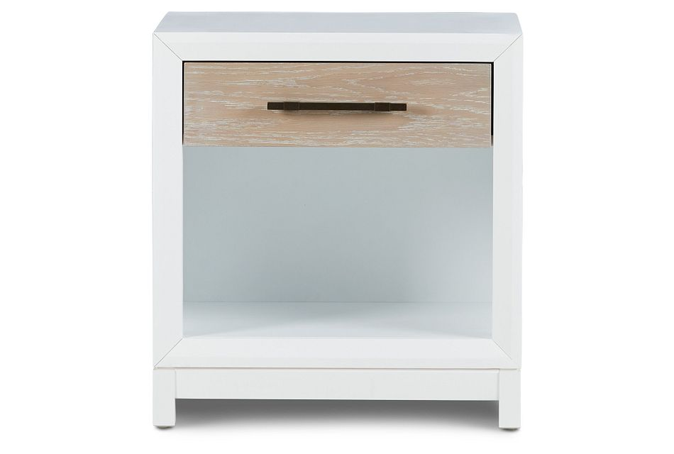 Boca Grande Two-tone 1-drawer Nightstand