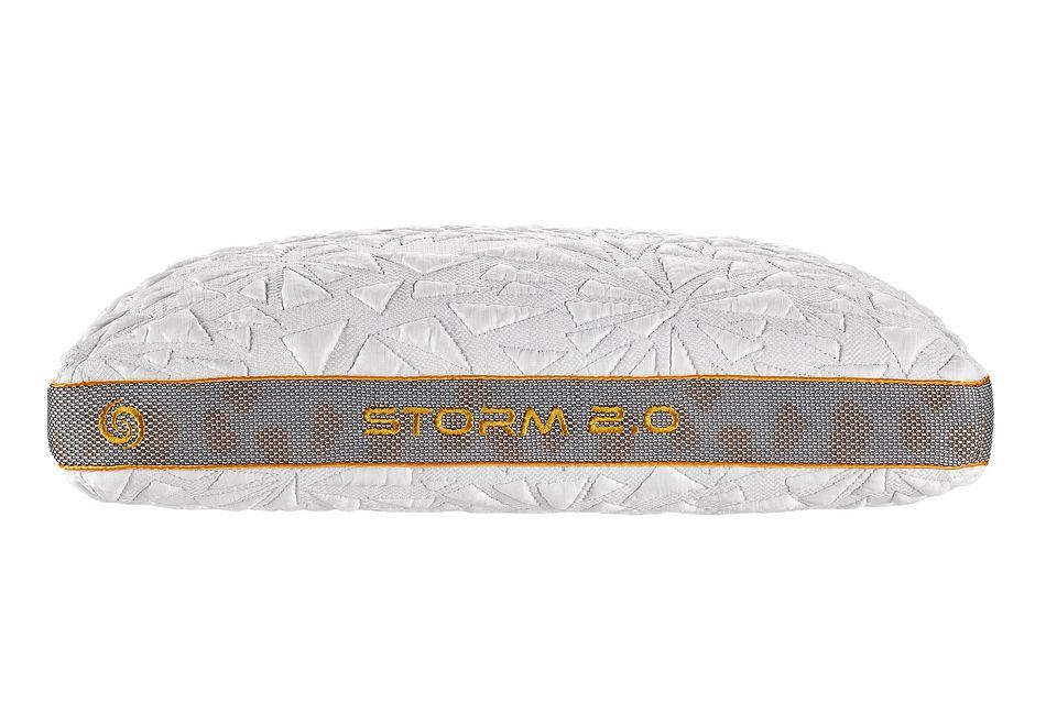 Storm 2.0 Back Sleeper Pillow