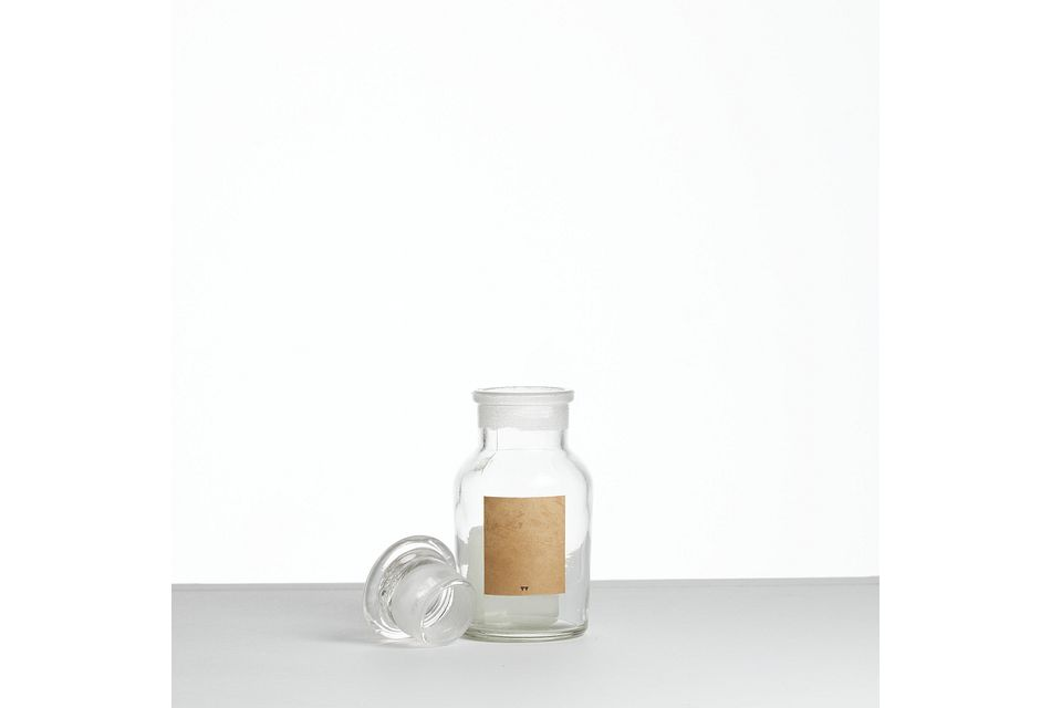 Jung Glass Small Jar