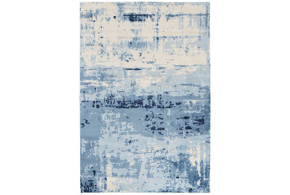 Marble Blue  5x8 Area Rug, 5x8 AREA RUG (1)