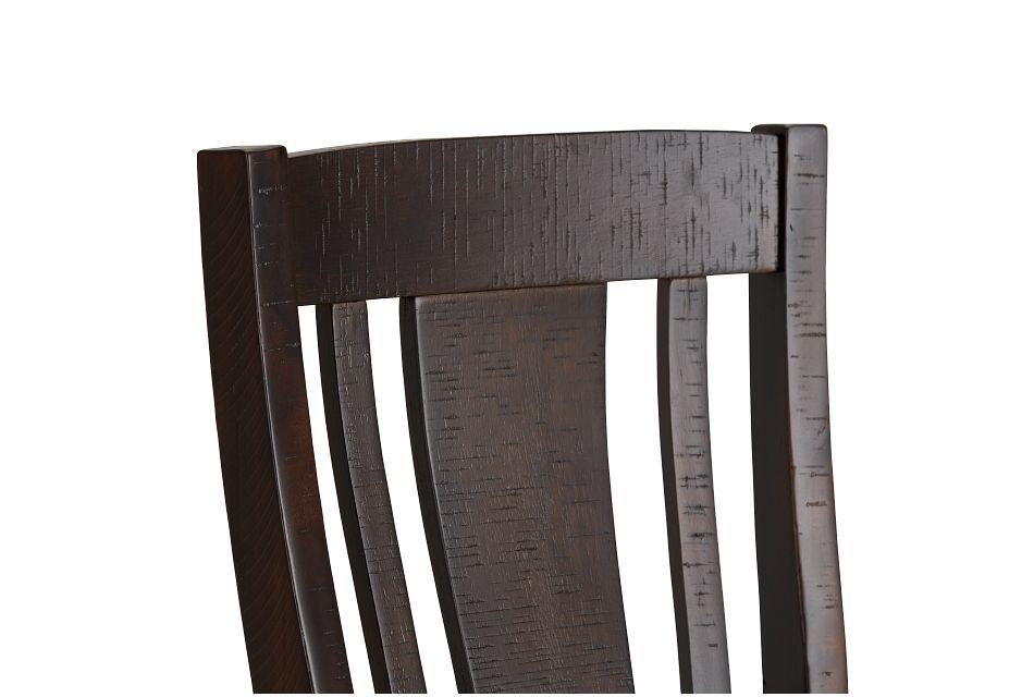 """Cash Gray 24"""" Upholstered Barstool"""