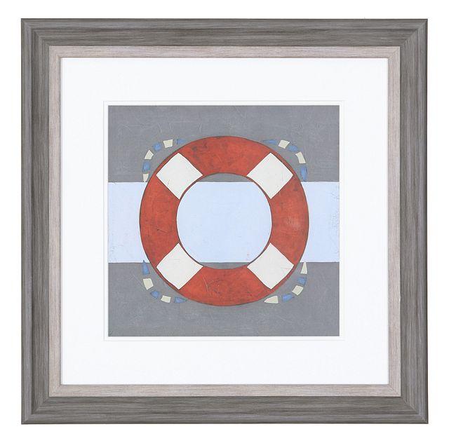 Buoy Red Framed Wall Art (0)
