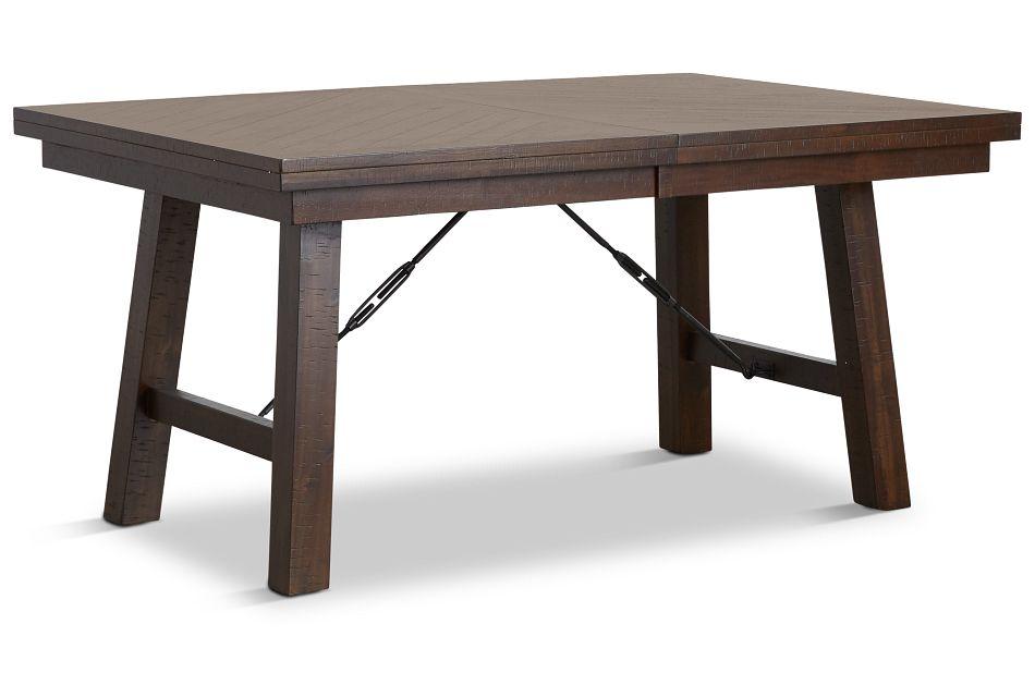 Jax Dark Tone Rectangular Table,  (2)