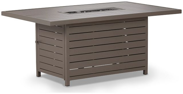 Raleigh Taupe Rect Fire Pit (3)