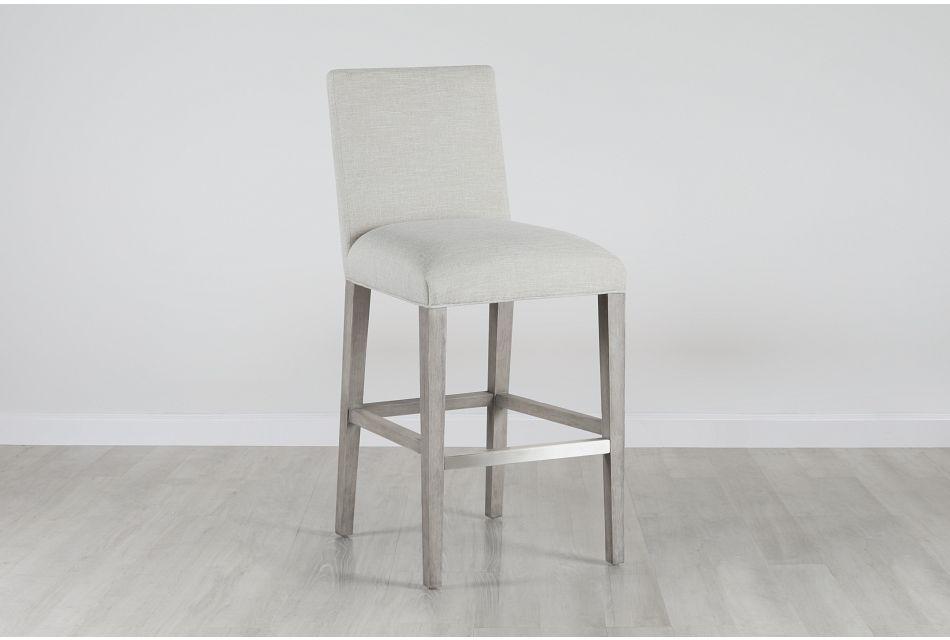 """Rio Light Tone 30"""" Upholstered Barstool"""