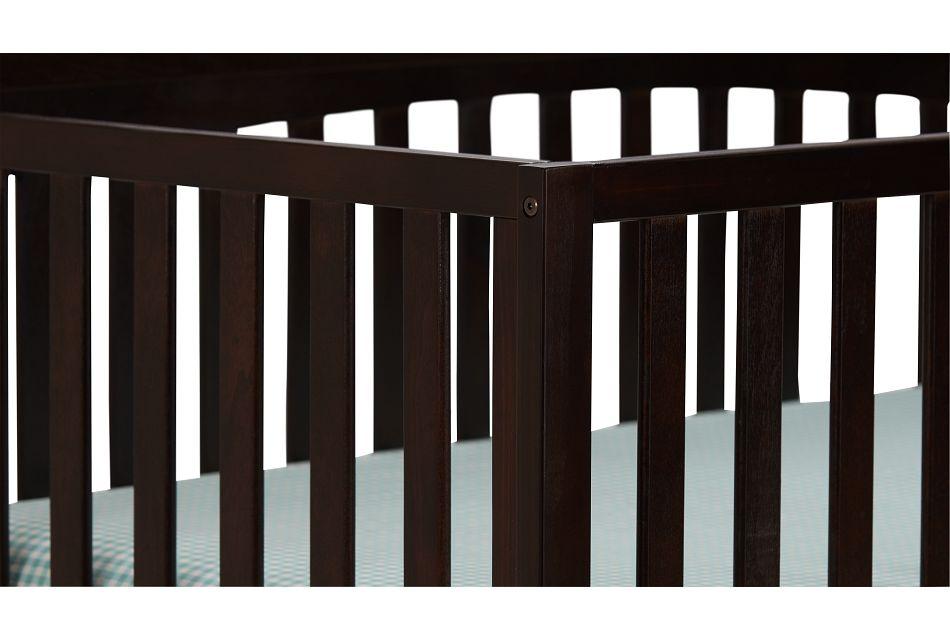 Parker Dark Tone 4-in-1 Crib