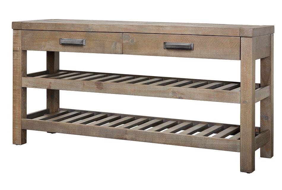 Taryn Gray Sofa Table
