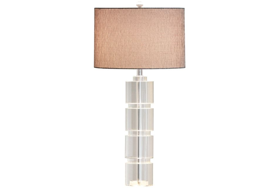 Bethany Silver Table Lamp