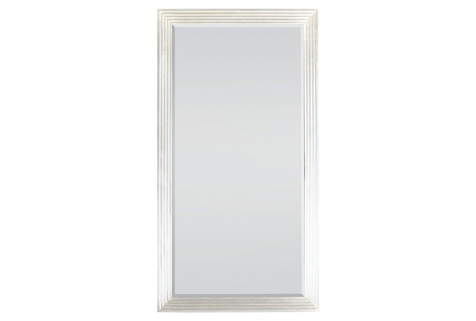 Leonie Silver Mirror