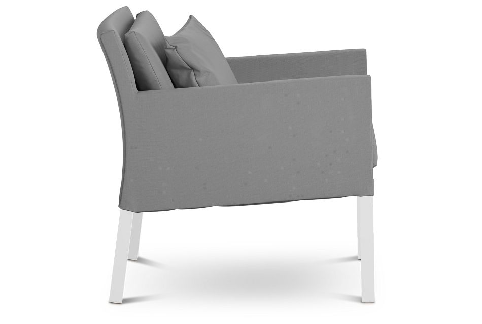 Lisbon Gray  Chair