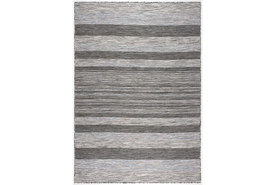 Alloha Multicolored Indoor/outdoor 7x10 Area Rug