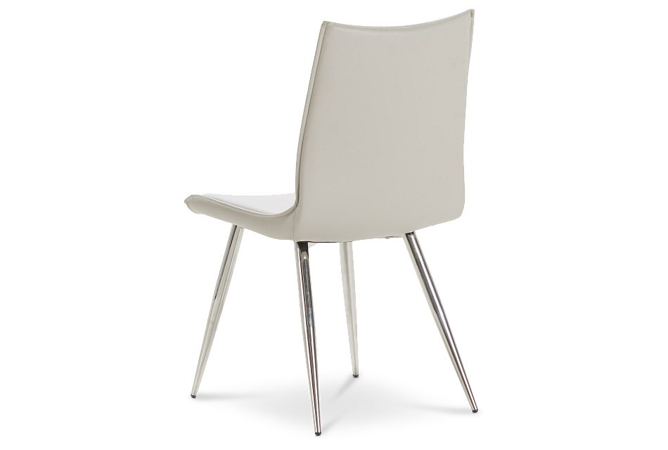 Wynwood Light Taupe Uph Side Chair