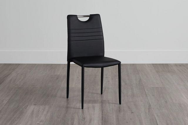Skyline Black Upholstered Side Chair (0)