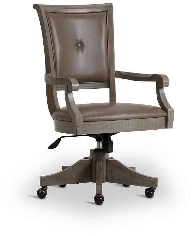 Sonoma Light Tone Swivel Desk Chair (1)