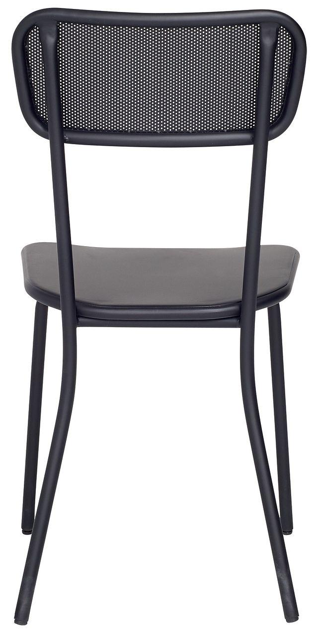 Method Mesh Black Side Chair (2)