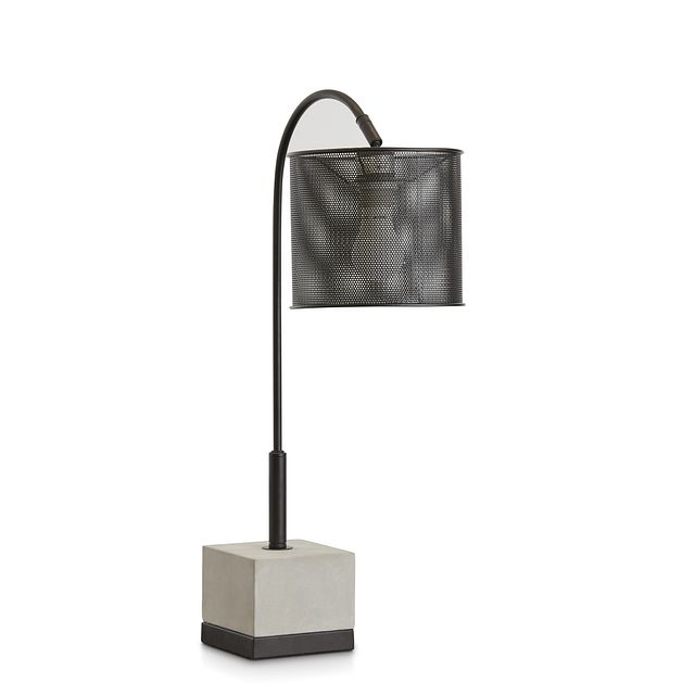 Orion Cement Table Lamp (1)