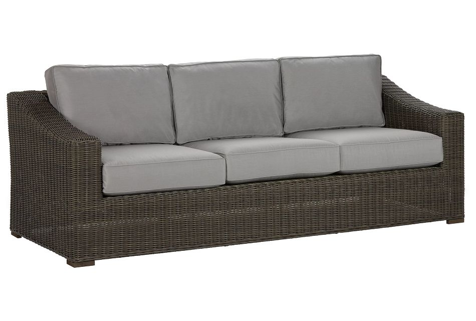 Canyon Gray Sofa