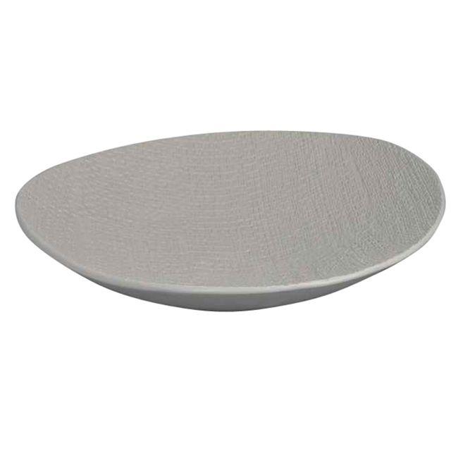 Milky White Plate (0)