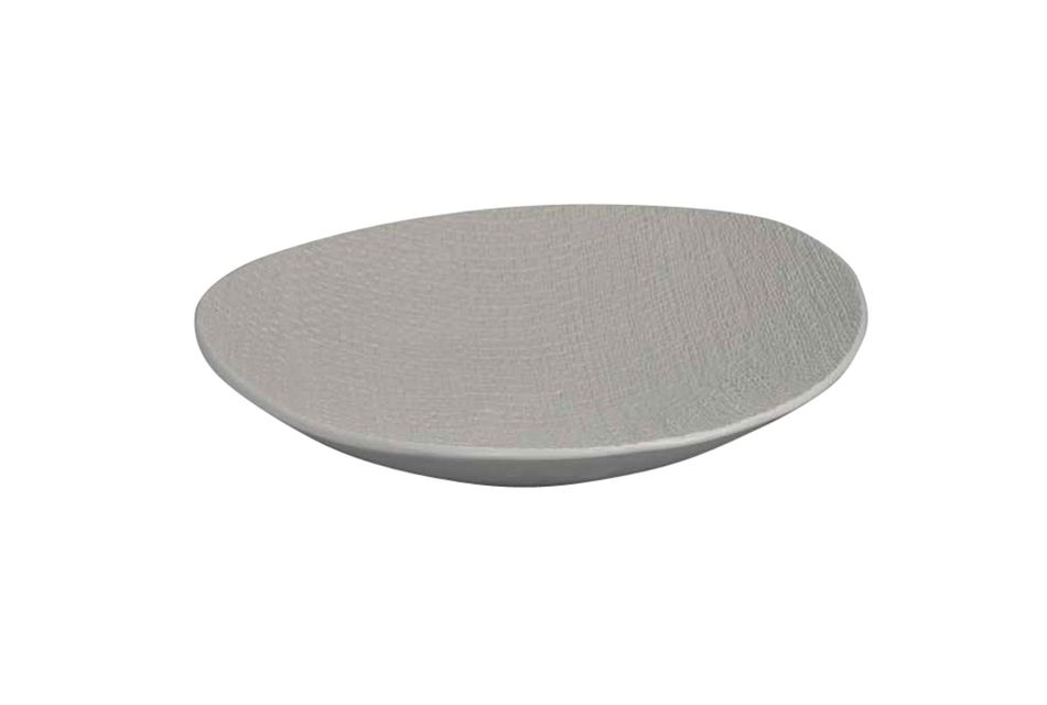 Milky White Plate