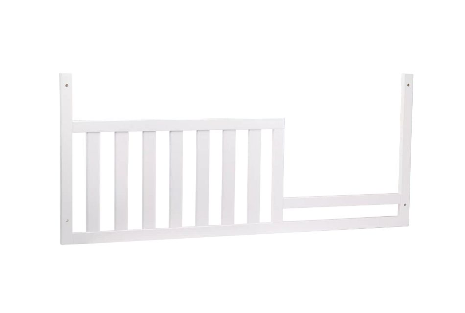 Imperial White Toddler Guard Rail