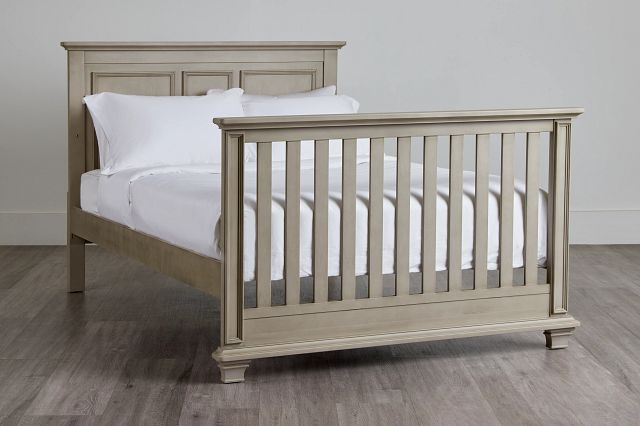 Kenilworth Light Tone Panel Bed (0)