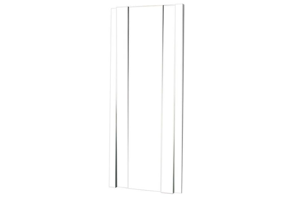 Kian Silver Mirror