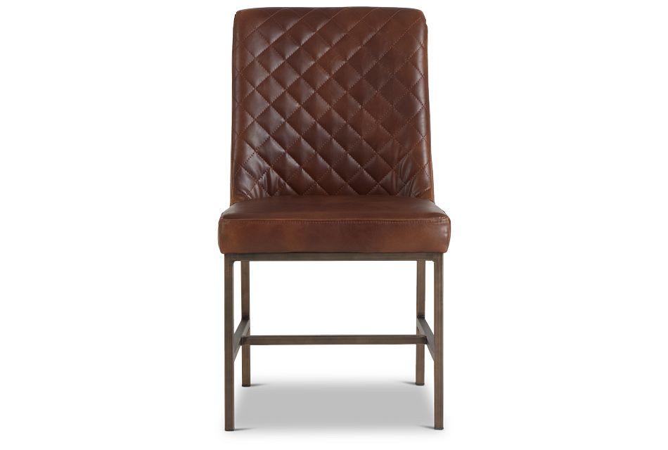 Sierra Brown Micro Side Chair,  (3)