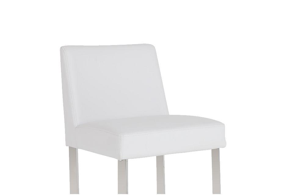 """Howard White 30"""" Upholstered Barstool"""