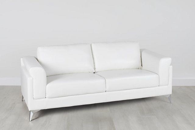 Gianna White Micro Sofa (0)