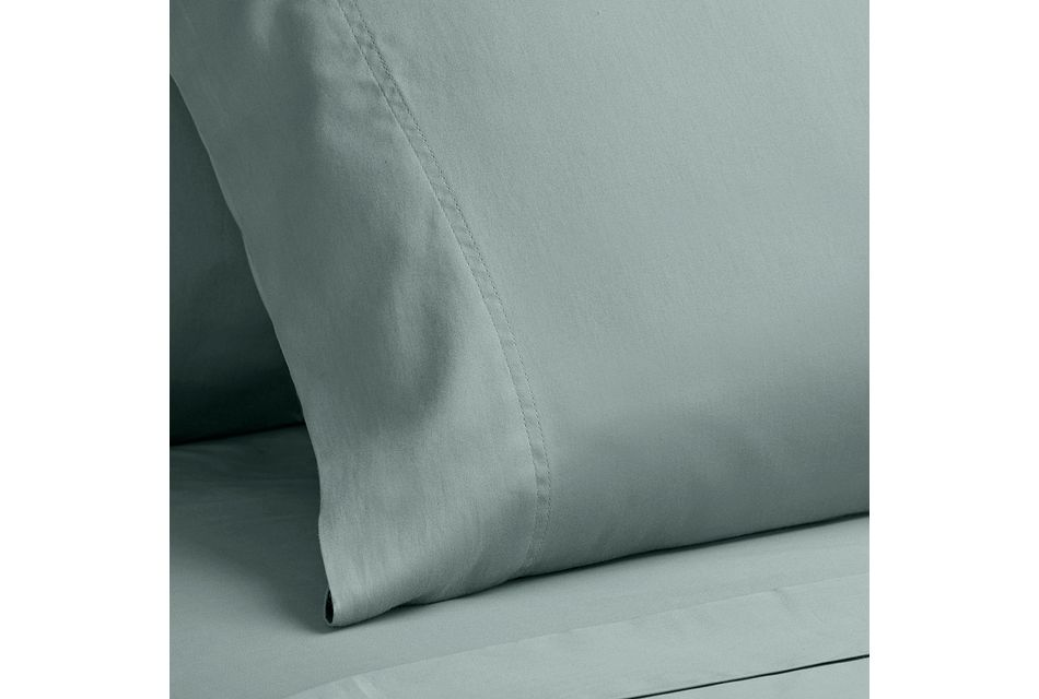 Egyptian Cotton Blue 400 Thread Sheet Set