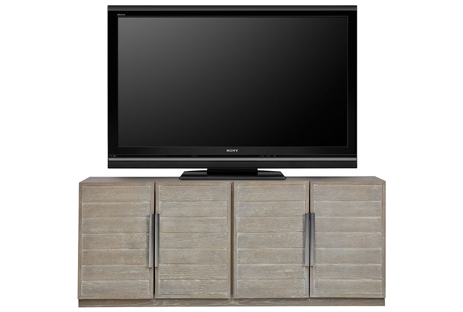 Zephyr Light Tone Tv Stand