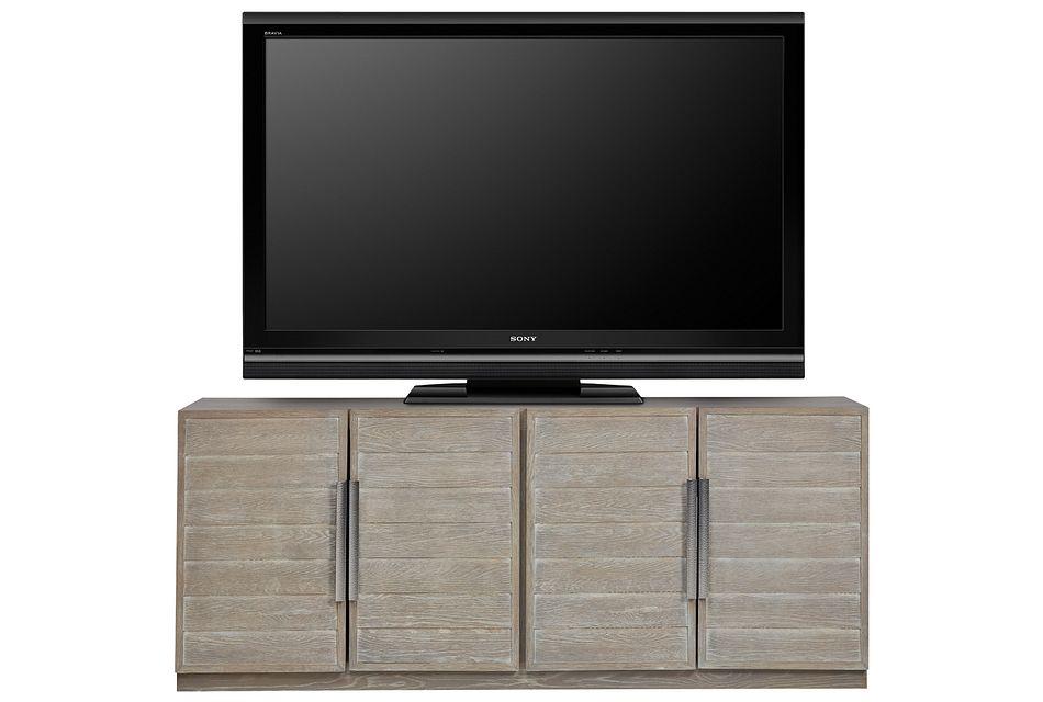 Zephyr Light Tone Tv Stand