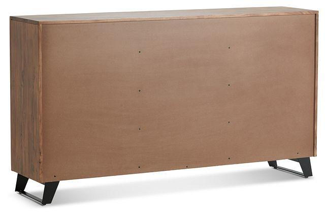 Shiloh Mid Tone Dresser