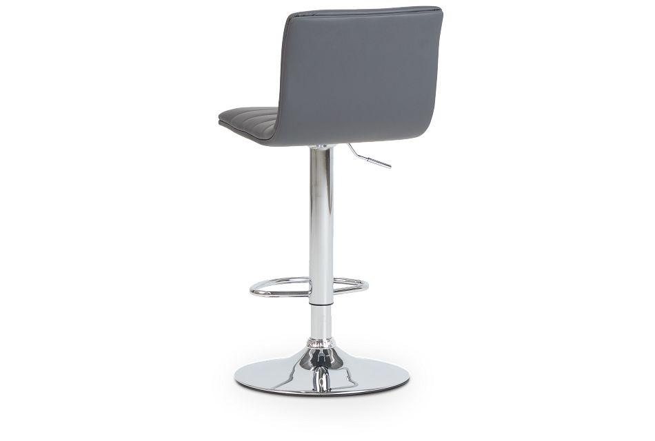 Motivo Gray Uph Adjustable Stool