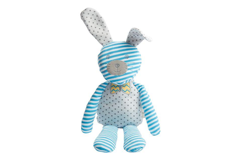 "Bunny Blue 18"" Plush Toy"