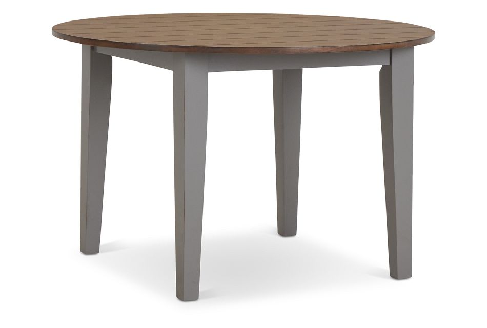 Sumter Gray Round Table