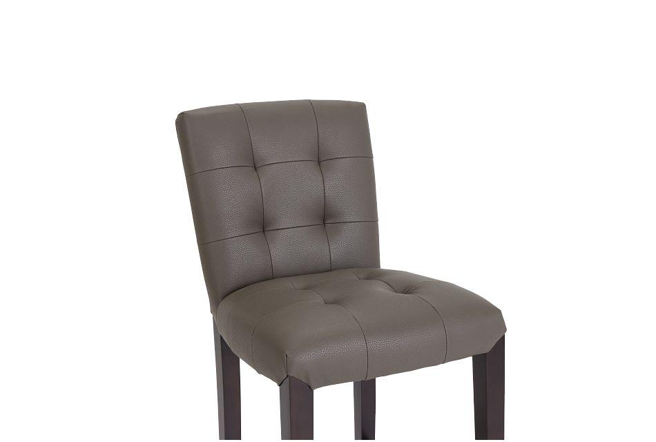 """Shelby Graymicro 30"""" Upholstered Barstool"""