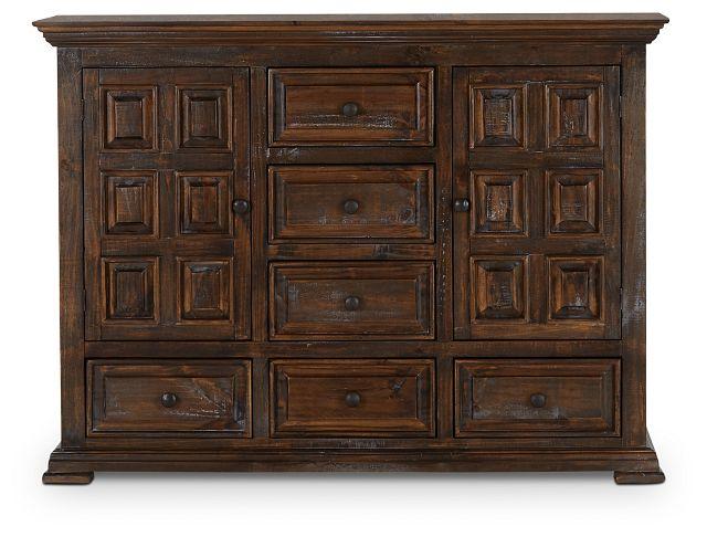 Davenport Dark Tone Dresser (1)