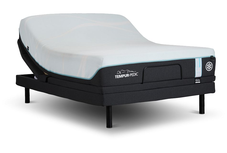 Tempur-probreeze™ Medium Hybrid Ergo Extnd Sleeptracker Adjustable Mattress Set