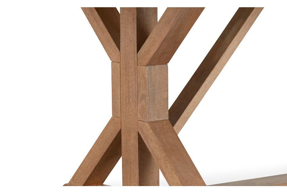 Somerset White Rectangular Table